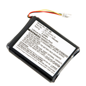 Image of Dog Collar Battery DC-48 Replaces Garmin - 010-01069-01