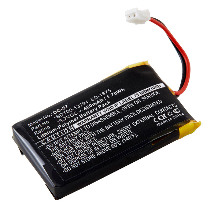 Dog Collar Battery DC-57 Replaces SportDOG - SDT00-13794