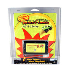 9.6V NiCd Radio Controlled Car/Truck Battery - DAR96