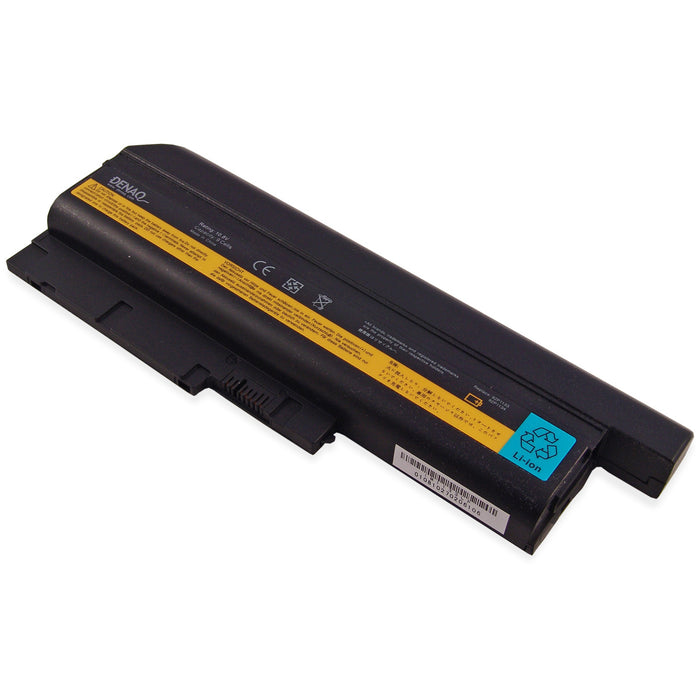 DENAQ 9-Cell 85Whr Li-Ion Laptop Battery - DA DQ-40Y6797-9 replaces IBM ThinkPad notebook batteries