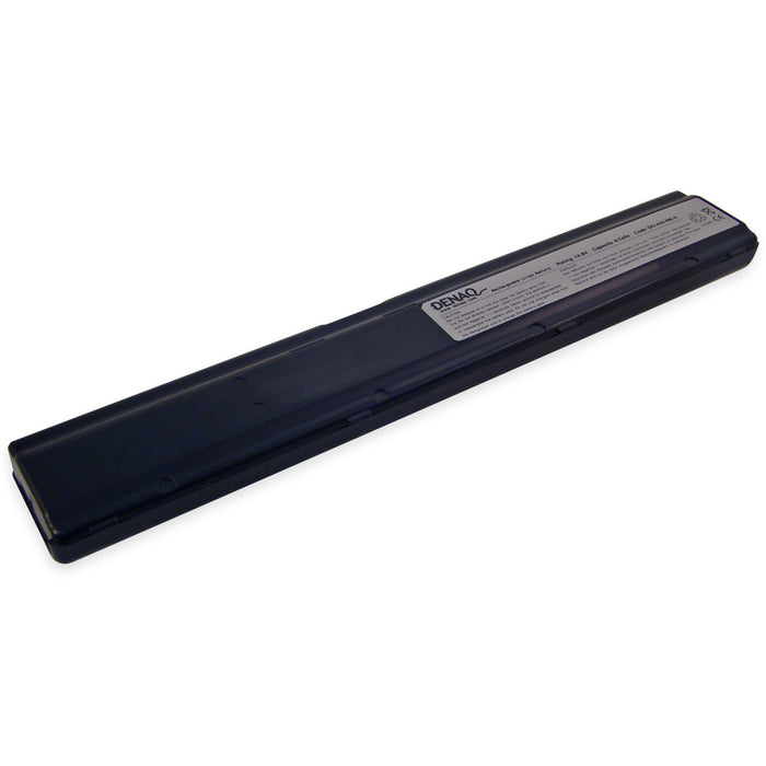 DENAQ 8-Cell 4800mAh Li-Ion Laptop Battery for ASUS M6, M60, M6000, M6700, M6800