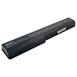 Image of DENAQ 8-Cell 5200mAh Li-Ion Laptop Battery for HP Pavilion DV7, DV7-1000, DV7-1100, DV8, DV8-1000, HDX, HDX X18, HDX X18-1000