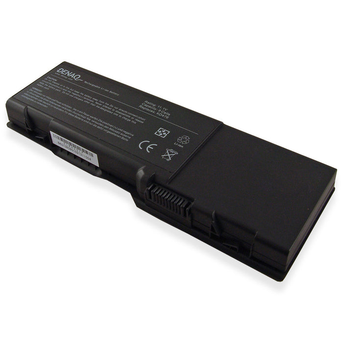 DENAQ 9-Cell 73Whr Li-Ion Laptop Battery for DELL Inspiron 1501, 6400, E1505; Latitude 131L; Vostro 1000