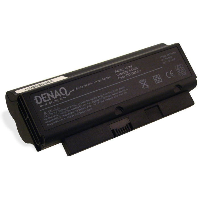 DENAQ 4-Cell 2200mAh Li-Ion Laptop Battery for HP Presario B1200 Series and other