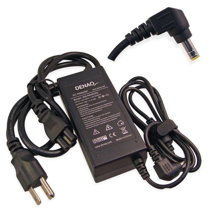 Toshiba Replacement Laptop AC Wall Charger Adapter