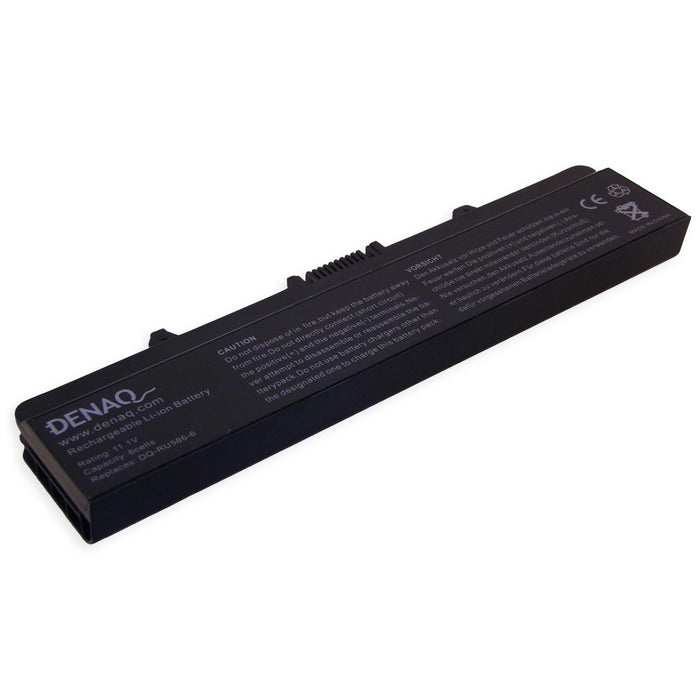DENAQ 6-Cell 4400mAh Li-Ion Laptop Battery for DELL Inspiron 1525, 1526, 1545, PP41L