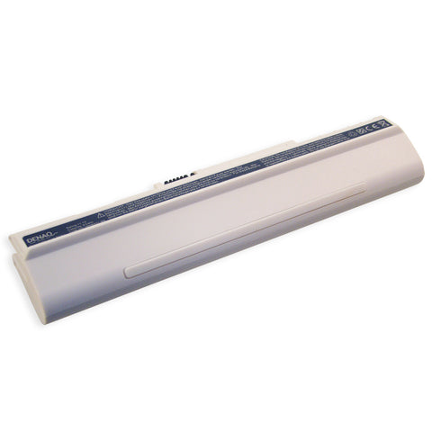 DENAQ 6-Cell 4400mAh Li-Ion Laptop Battery for ACER Acer Aspire One 8GB 8.9', A110, A150, AOA110, AOA150 Series and other