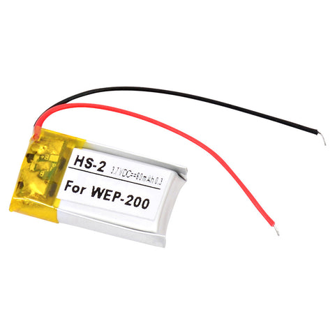 Headset Battery HS-2 Replaces Samsung - 481220