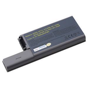 Image of Laptop Battery LAP-366LI Replaces Dell - 312-0393