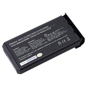 Image of Laptop Battery LAP-530LI Replaces Dell - 0R5533