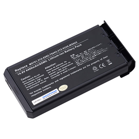 Laptop Battery LAP-530LI Replaces Dell - 0R5533