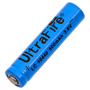 Image of UltraFire LC 10440, LION-1044-50NP-UF Battery 3.6VOLTS 500mAh