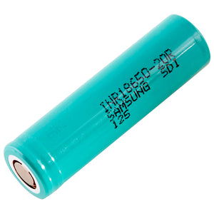 Image of Samsung SDI LION-1865-20NP-SG-PT Battery 3.6VOLTS 2000mAh Industrial Battery