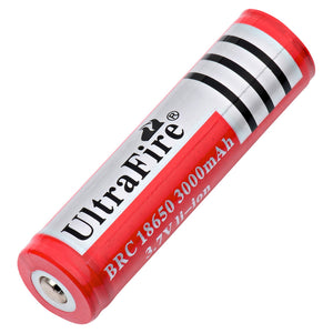 Image of Ultrafire 3000mAh 18650 Protected Li-Ion Battery (UF18650-BRC)