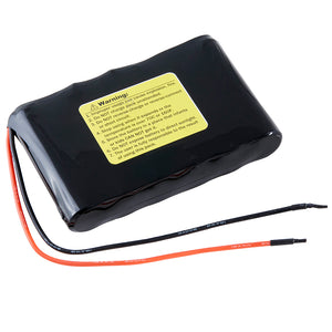 Image of Lithium Ion (ICR/CGR/LIR) LION111A-6SG52-5 11.1VOLTS 5200mAh Industrial Battery