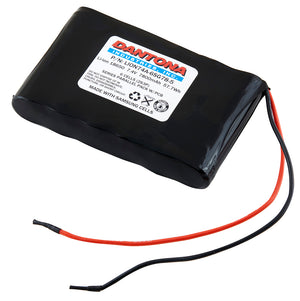 Image of Lithium Ion (ICR/CGR/LIR) LION74A-6SG78-5 7.4VOLTS 7800mAh Industrial Battery