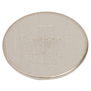 Image of Panasonic BR1616 Battery, LITH-47 Battery 3VOLTS 48mAh
