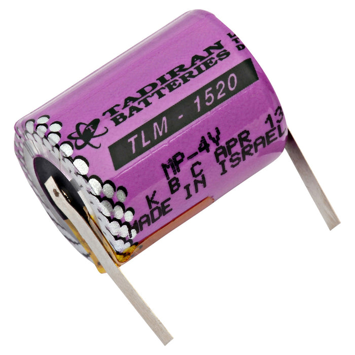 LITH-TLM1520HP Battery 4VOLTS 1350mAh, Replaces Tadiran 72-1526-22000, Tadiran 72152622000, Tadiran TLM-1520HP/S