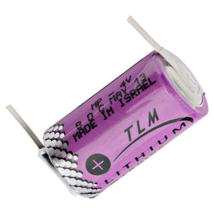 Image of LITH-TLM1530HP Battery 4VOLTS 2400mAh, Replaces Tadiran 72-1536-22000, Tadiran 72153622000, Tadiran TLM-1530HP/S