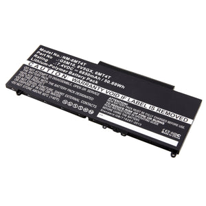 Image of Laptop Battery for Dell - Latitude E5550, and others