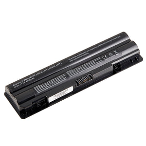 Image of 6 Cell 4400 mAh Li-Ion Laptop Battery for 12 Dell XPS Laptops including 14, 15, 17, L401X, L501X, L701X