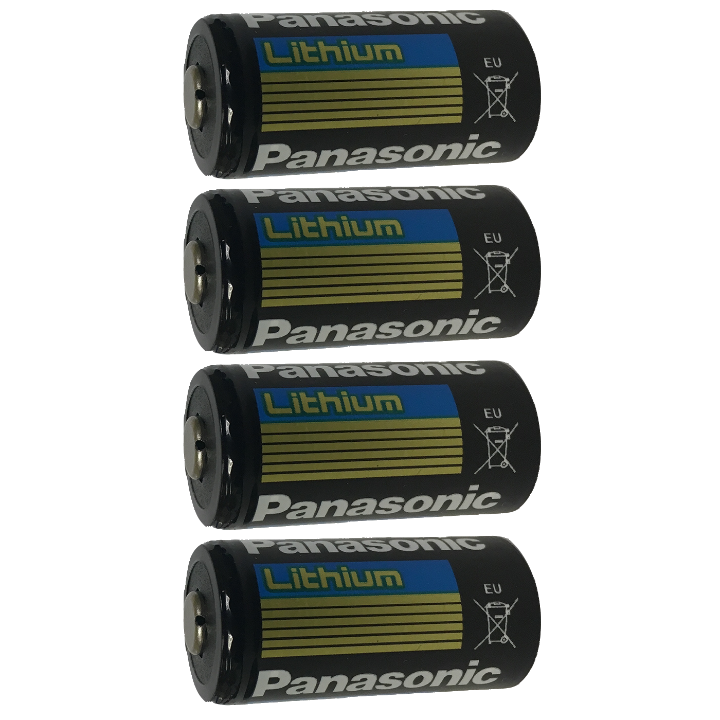 Panasonic Cr123 Cr123a 123 Dl123a 3v Lithium Battery Pl123
