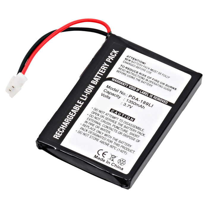 GPS Battery PDA-189LI Replaces Dell - BT GPS BT-309
