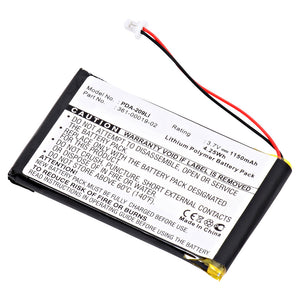 Image of GPS Battery PDA-209LI Replaces Garmin - 361-00019-02