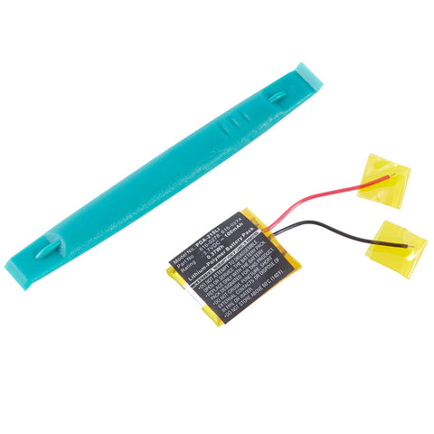 MP3 Player Battery PDA-215LI Replaces Apple - 616-0274