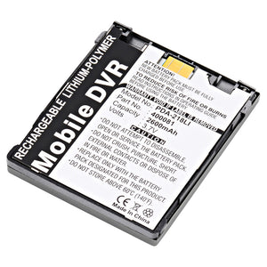 Image of MP3 Player Battery PDA-218LI Replaces Archos - 400081, Interstate - LIT0241