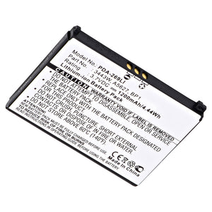 Image of Cell Phone Battery PDA-269LI Replaces Palm - 157-10119-00