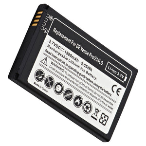Image of PDA Battery PDA-324LI Replaces Dell - 312-1184