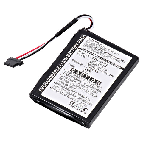 GPS Battery PDA-336LI Replaces MiTAC - 0392800DR