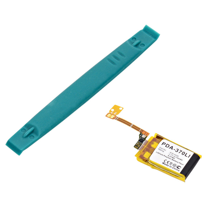 MP3 Player Battery PDA-370LI Replaces Apple - 616-0429