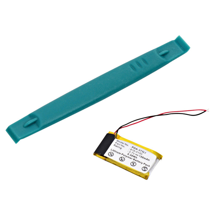 MP3 Player Battery PDA-373LI Replaces Apple - 616-0150