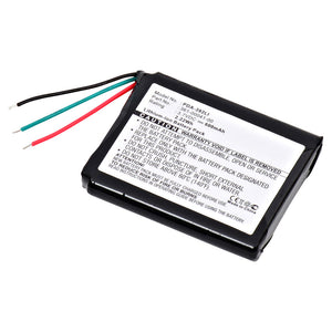 Image of GPS Battery PDA-392LI Replaces Garmin - 361-00041-00