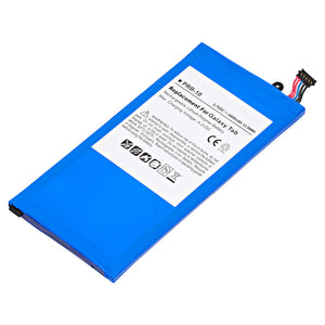 Image of Replacement Battery for Samsung Galaxy Tab GT-P1000, GT-P1000N, GT-P1010, P1000, P1010, SCH-1800, SGH-1987, SGH-T849