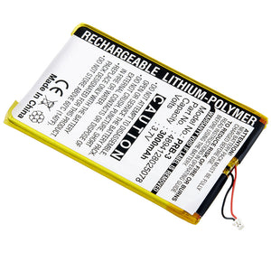 Image of Replacement Battery for Ectaco Jetbook E-Book Reader Burgundy and Ectaco Multilingual Portable Reading Device