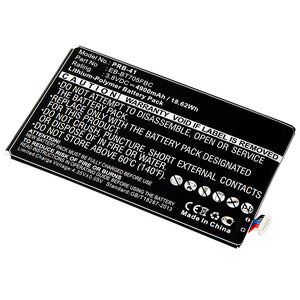 Image of Replacement Battery for Samsung Portable Readers including Galaxy Tab S 8.4 and Klimt