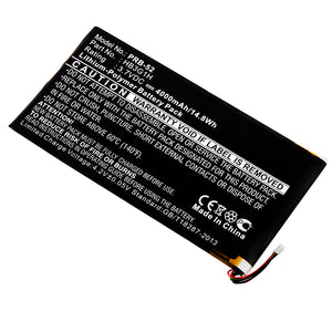 Image of Replacement Battery for Huawei MediaPad 7 Youth2 and ASUS MeMO Pad 7 LTE