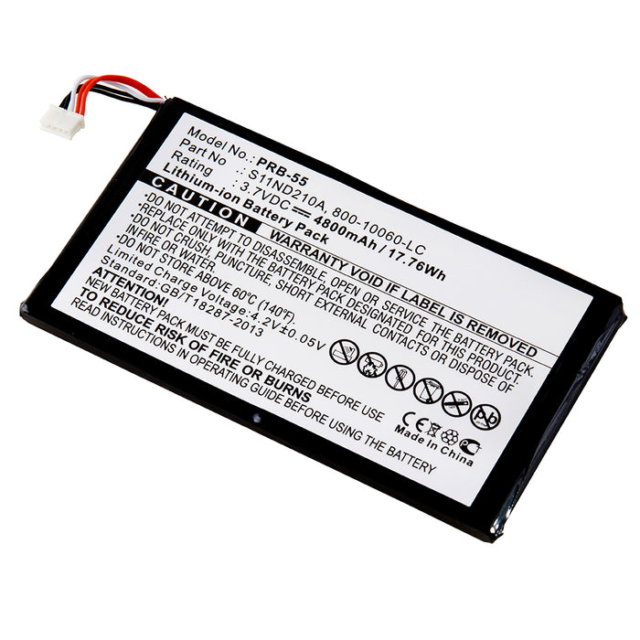 Replacement Battery for LeapFrog LeapPad Ultra 33200, LeapPad Ultra 83333, LeapPad Ultra XDi Learning Tablet