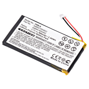 Image of Sony eReader Compatible Li-Po Battery - DA PRB-6