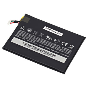 Image of Replacement Battery for HTC Evo View 4G, HTC Flyer, HTC P510E