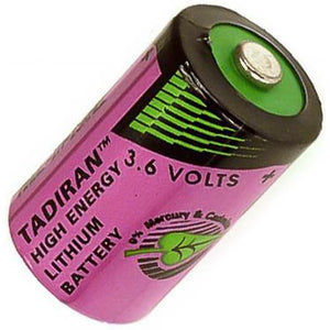 Image of LITH-TLL5902 Battery 3.6VOLTS 1100mAh, Replaces Tadiran TLL-5902