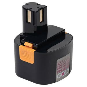 Image of 1500 mAh Replacement Power Tool Battery for Panasonic - EY9188, EY9190, EY9192