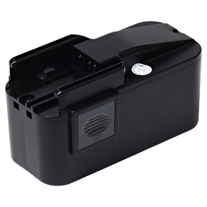 Image of 2400 mAh Replacement Power Tool Battery for Milwaukee - 0501, 0502 Hi-Torque Driver/Drill, and more