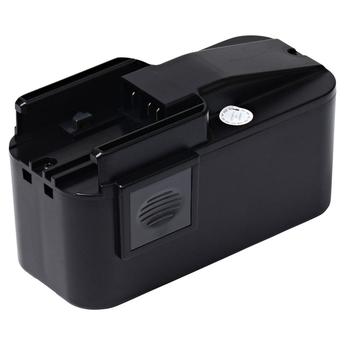 2400 mAh Replacement Power Tool Battery for Milwaukee - 0501, 0502 Hi-Torque Driver/Drill, and more