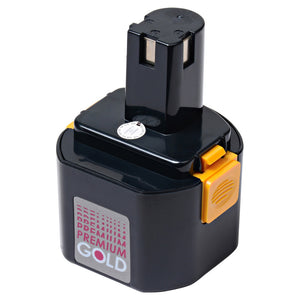 Image of 1500 mAh Replacement Power Tool Battery for Ryobi - CTH962, HP961, RY961