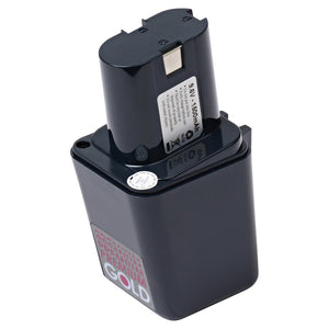Image of 1500 mAh Replacement Power Tool Battery for Bosch - BS-8, GBM 9.6VE, GSB-9.6VE, GSB-9.6VES, and more