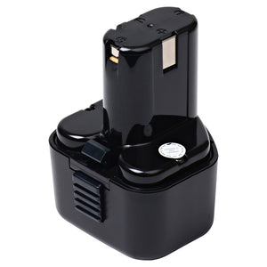 Image of 2500 mAh Replacement Power Tool Battery for Hitachi - CL 10D, D 10DD, D 10DF2, D 10DG, and more